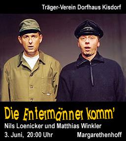 Nils Loenicker und Matthias Winkler