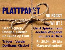 Gerd Spiekermann - Jochen Wiegandt - Lars & Dixie
