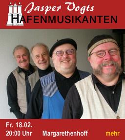 Jasper Vogts Hafenmusikanten
