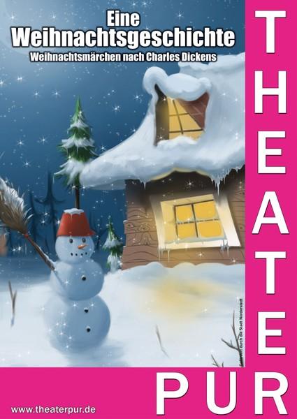 TheaterPur - Weihnachtsgeschichte nach Charles Dickens