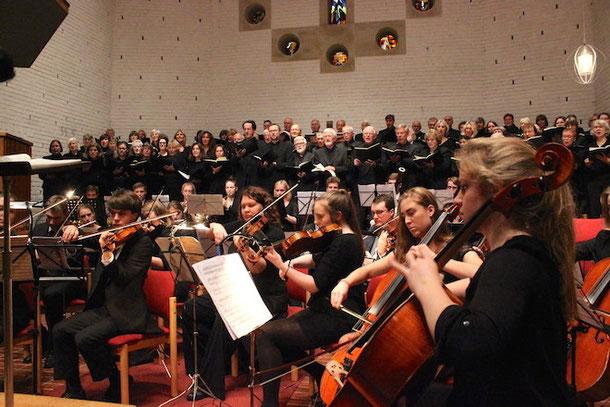 Jugend-Sinfonieorchester Ahrensburg