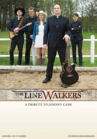 THE LINE WALKERS