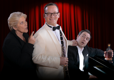 Benny Goodman Blues – Swingin' Words – Die Kunst der kleinen Revue