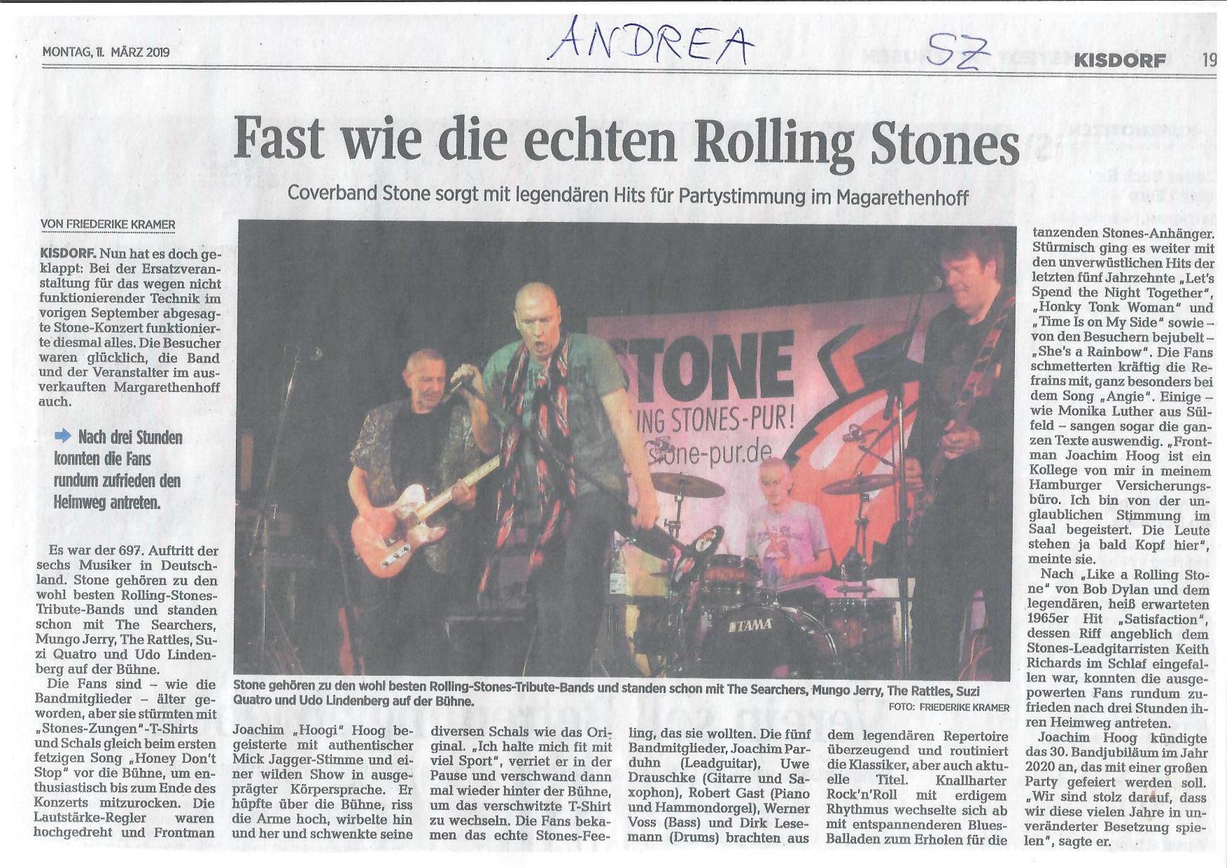 Segeberger Zeitung 11.03.2019 - Seite 18